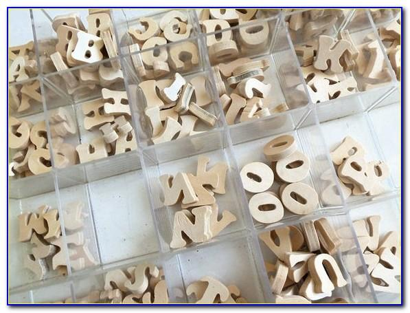 3 Inch Wood Letters And Numbers