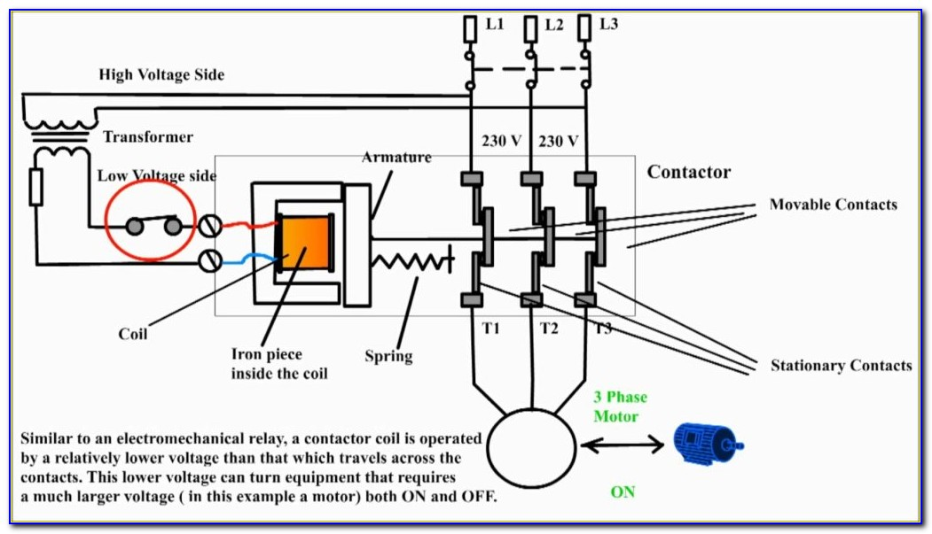 3 Phase Surge Protector Wiring Diagram