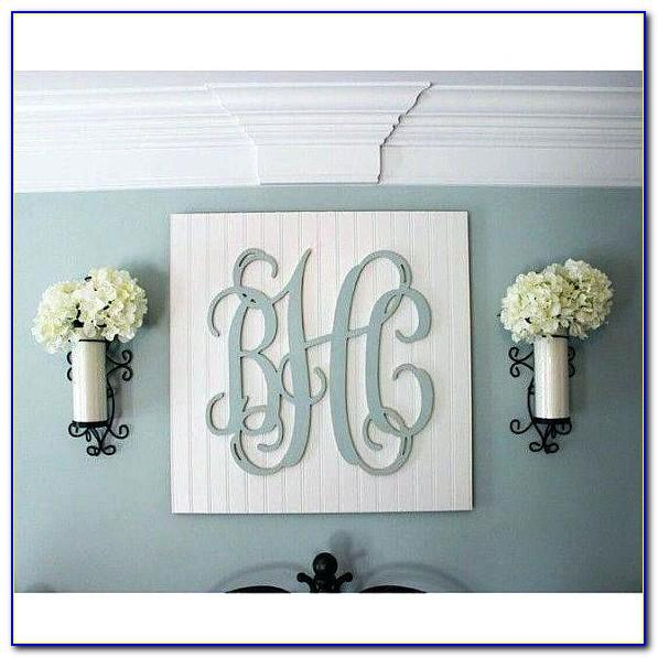 36 Inch Wooden Letter B