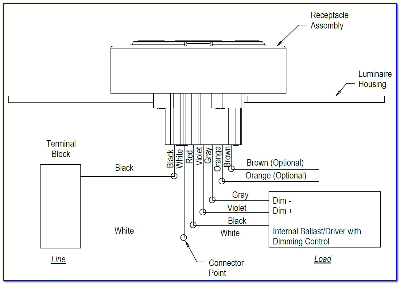 480 Volt Photocell Wiring Diagram