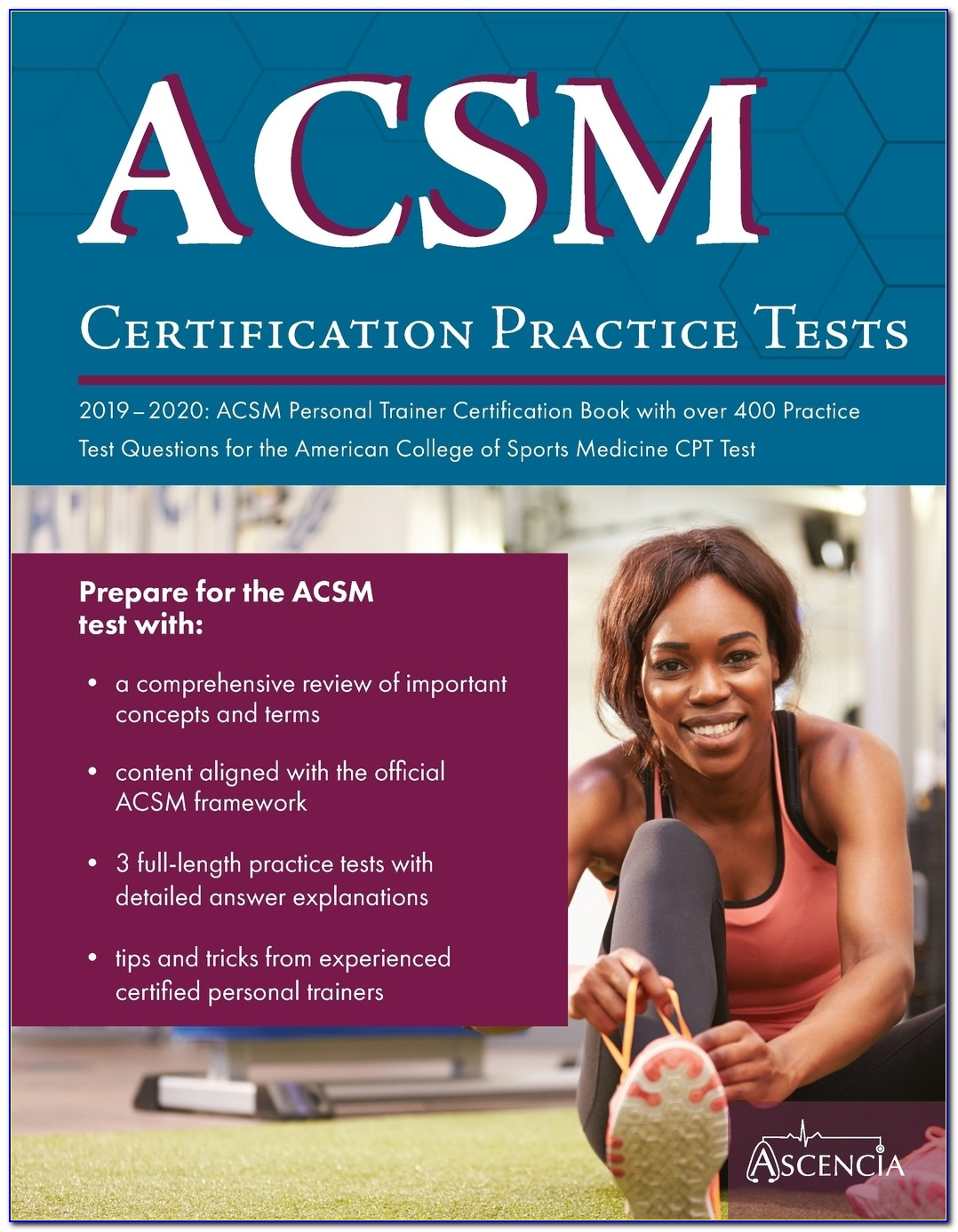 Acsm Personal Trainer Certification Exam Questions