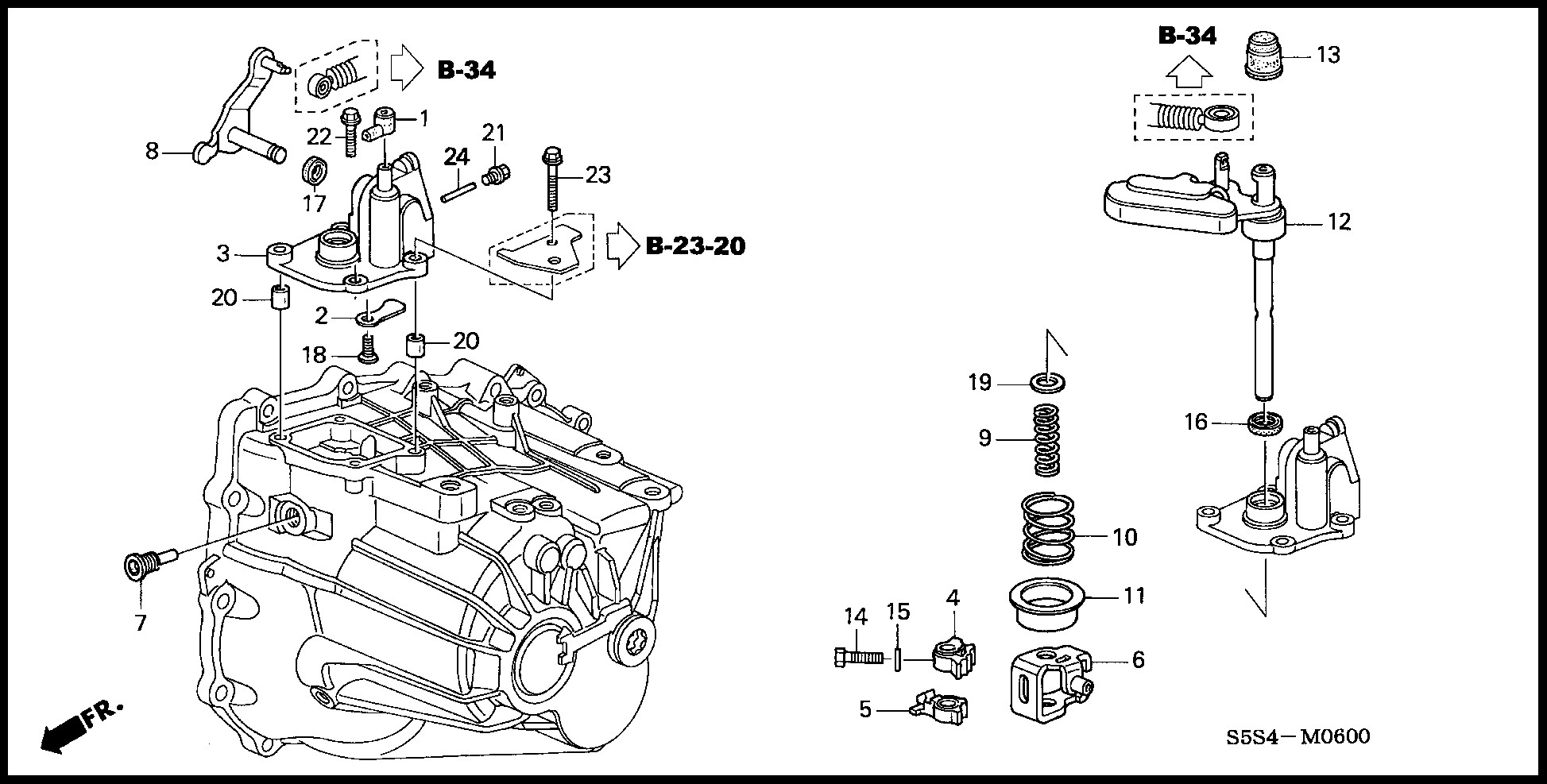 Acura Rsx Engine Harness Diagram