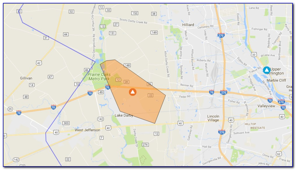 Aep Power Outage Map Zanesville Ohio