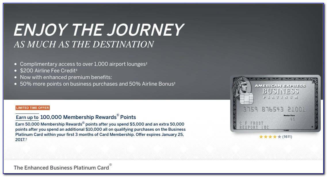 American Express Business Card Points