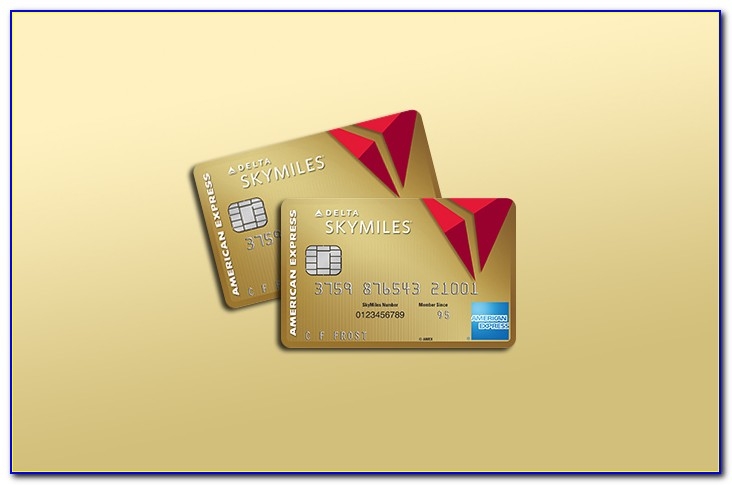 American Express Delta Gold Card Free Bag
