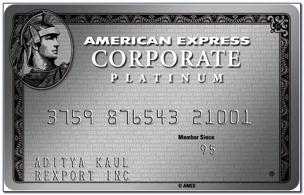Amex Business Platinum Employee Cards