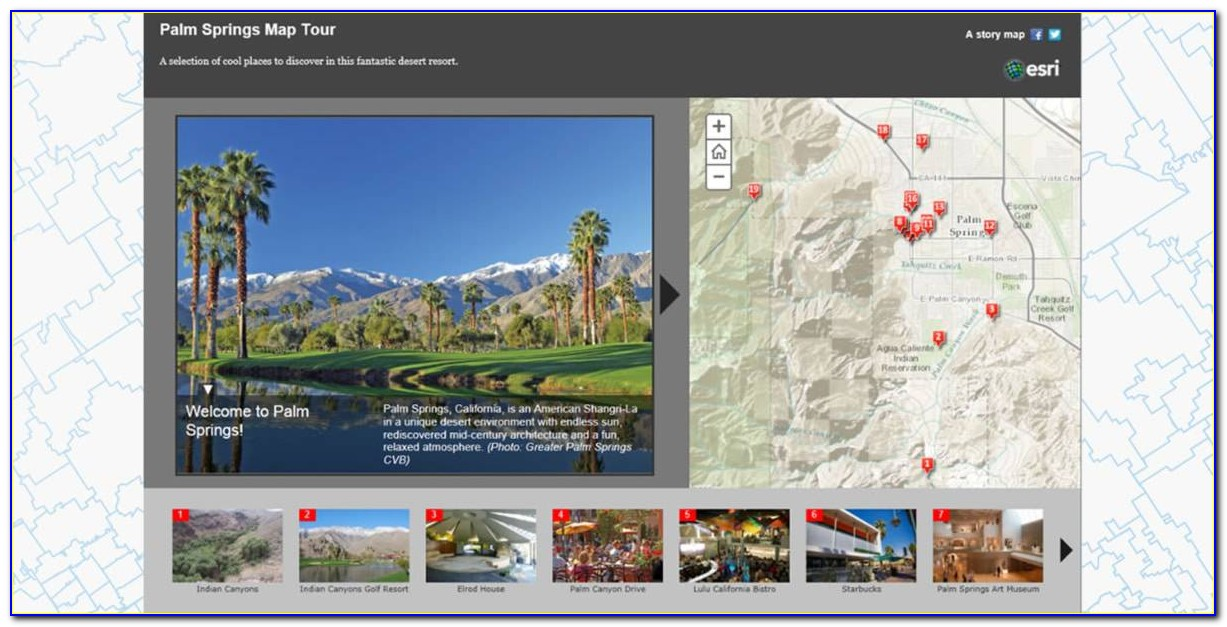 Arcgis Story Maps Twitter