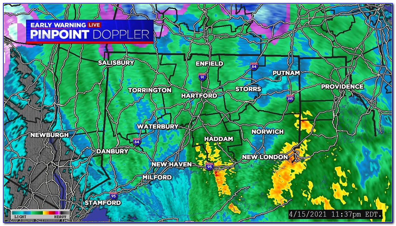 Atlanta Weather Map In Motion