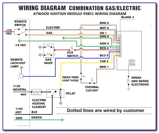 Atwood Hot Water Heater Wiring Diagram