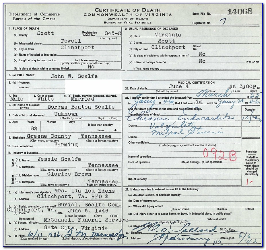 Benton County Arkansas Birth Certificates