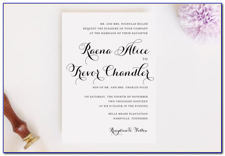Best Online Invitations With Rsvp Free