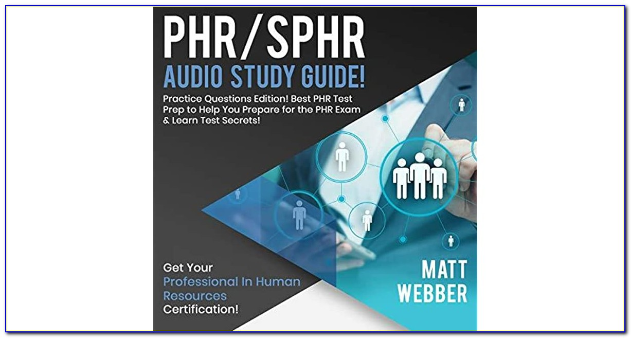 Best Phr Certification Study Guides