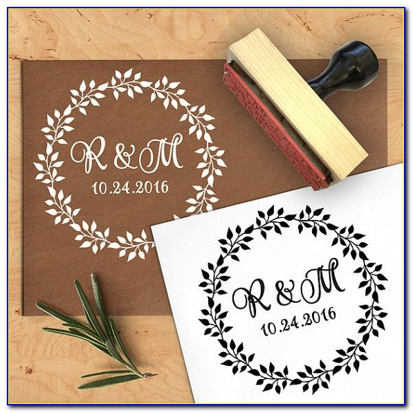 Best Stamps For Wedding Invitations