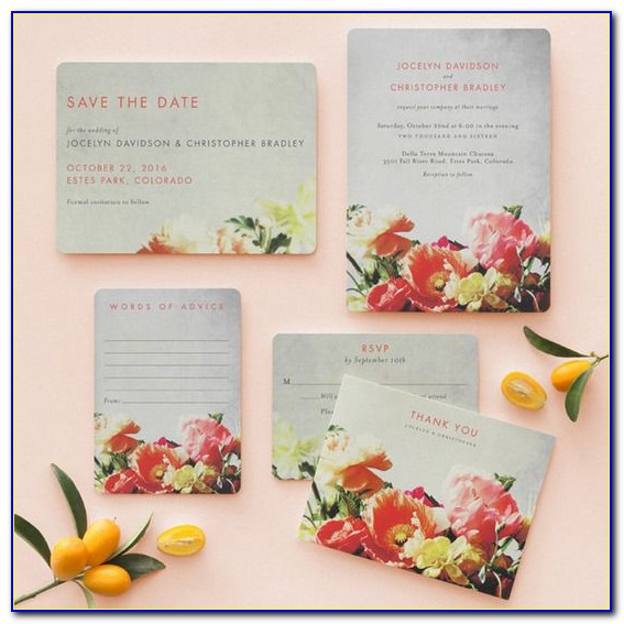 Bhldn Wedding Invitations