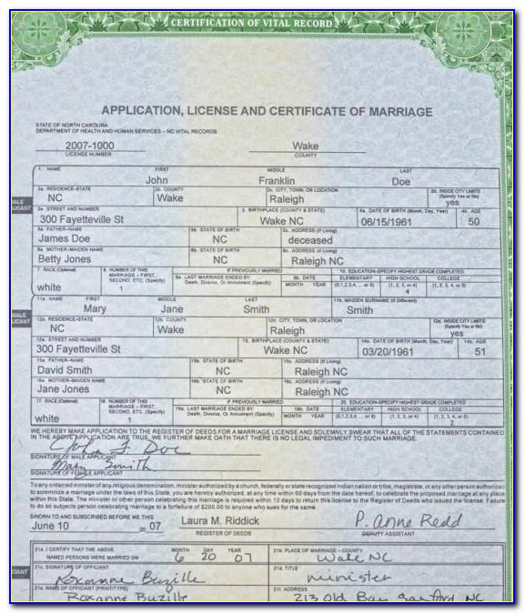 Birth Certificate Office Asheville Nc