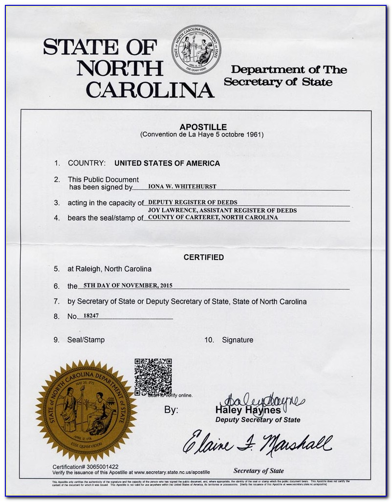 Birth Certificate Office Raleigh Nc