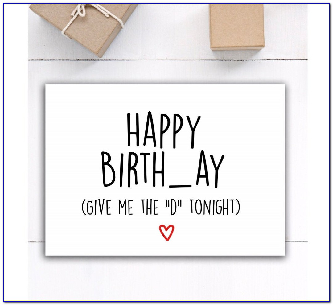 Birthday Card Messages For Boyfriend Funny