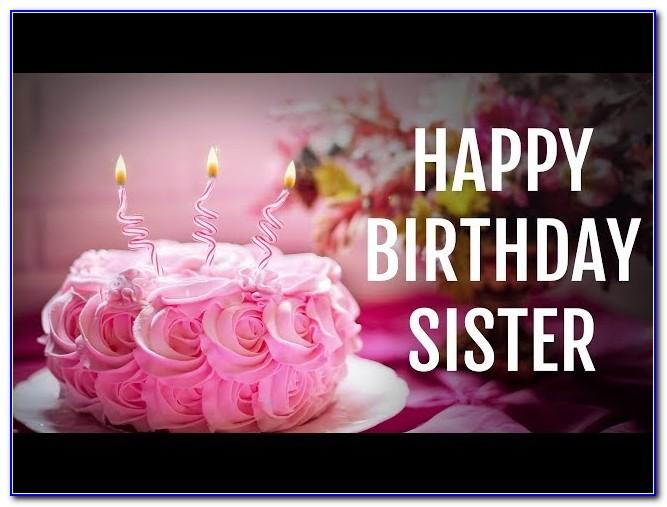 Birthday Ecards For Sister Free Download