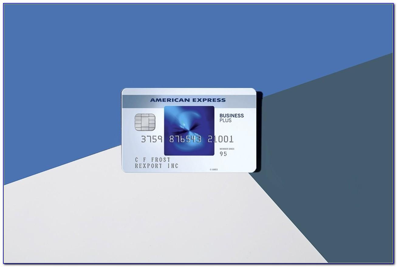 Blue Business Plus Card American Express