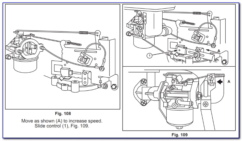Briggs And Stratton Throttle Linkage Diagram 6hp