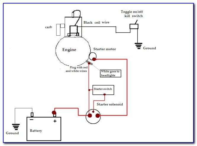 Briggs And Stratton Vanguard 18 Hp V Twin Wiring Diagram