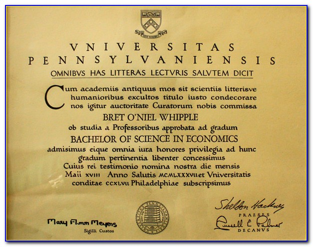 California University Of Pennsylvania Certificate Programs