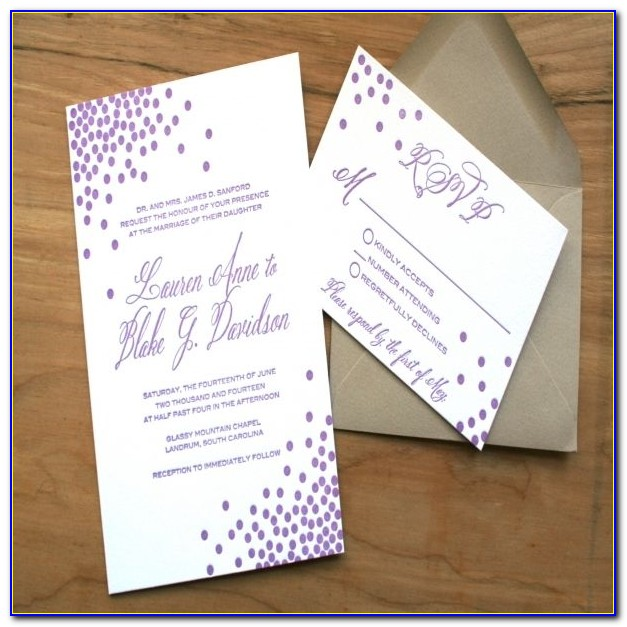 Can I Print Wedding Invitations At Staples