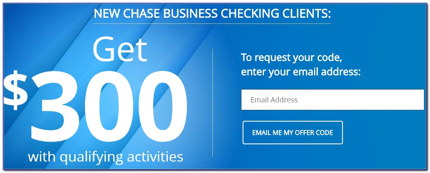 Chase Business Card Deals