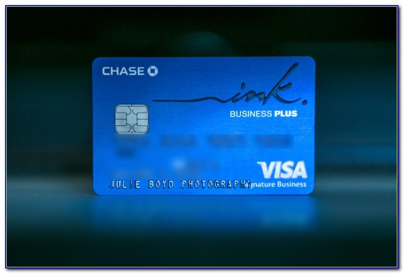 Chase Ink Business Plus Card Benefits