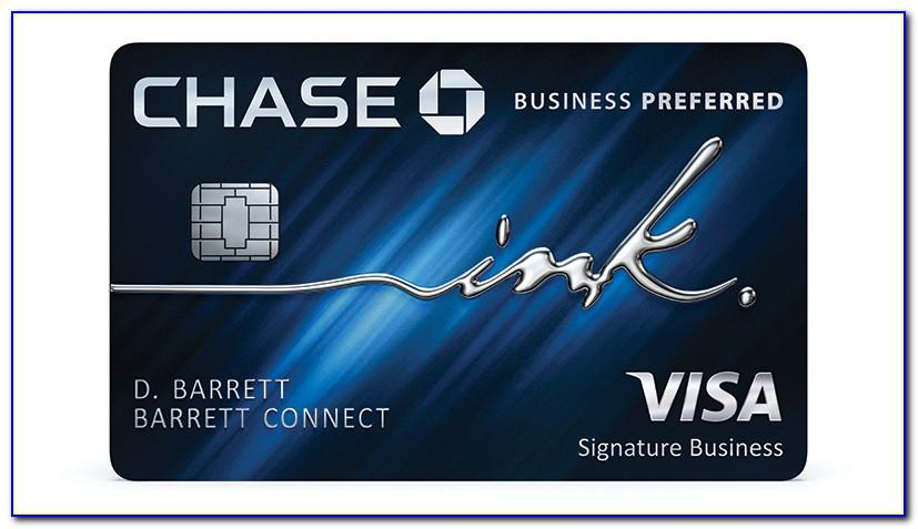 Chase Mileageplus Business Card