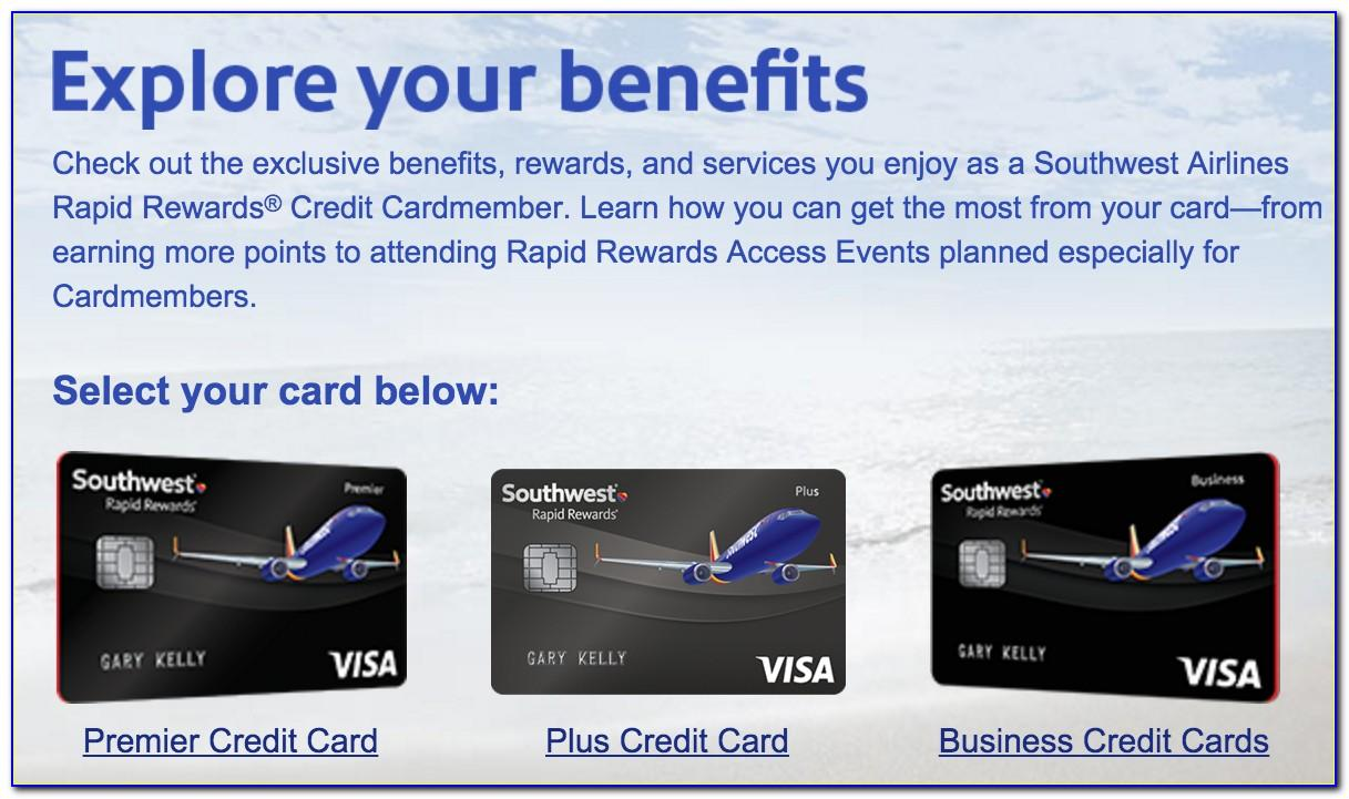 Chase Southwest Business Card Benefits