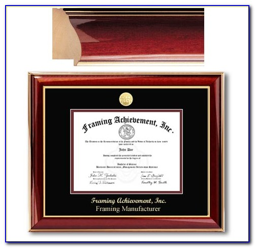 Cheap Certificate Frames For Sale