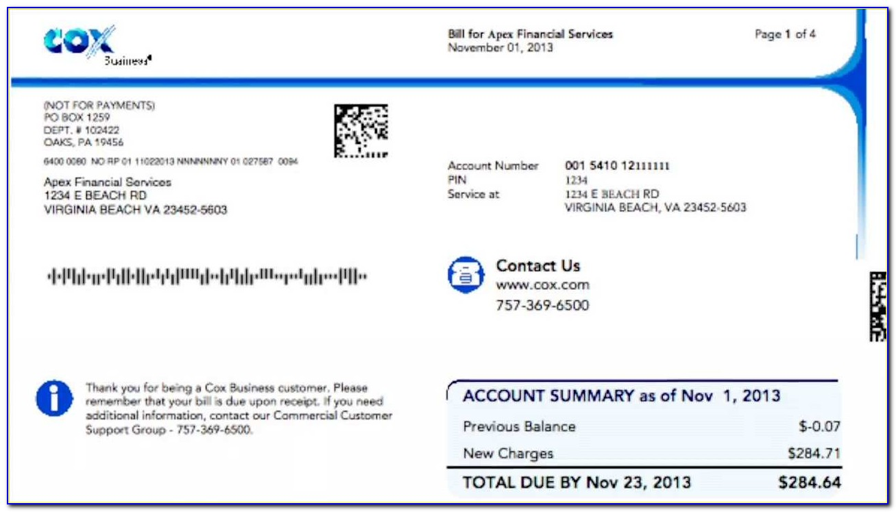 Ciox Invoice Payment