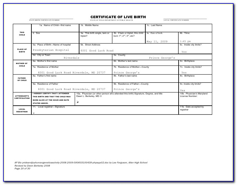 City Of Dearborn Order Birth Certificates