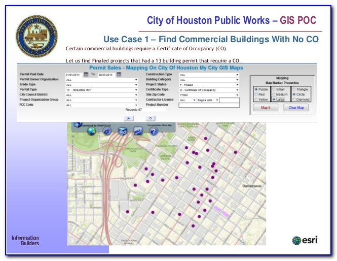 City Of Houston Certificate Of Occupancy Requirements