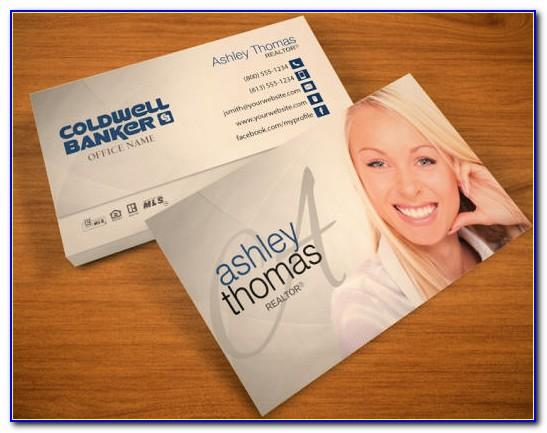 Coldwell Banker Business Cards 2019