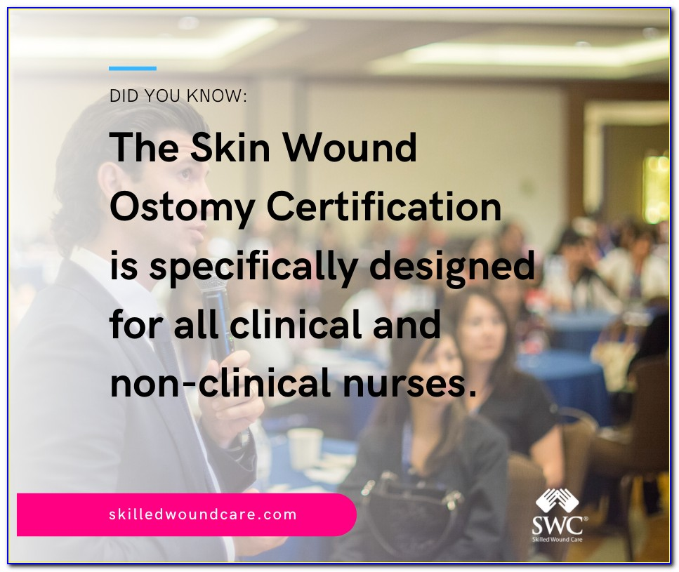 Wound Certification Prep Course Chicago