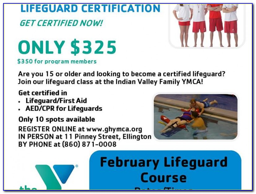 Ymca Personal Training Certification Montreal