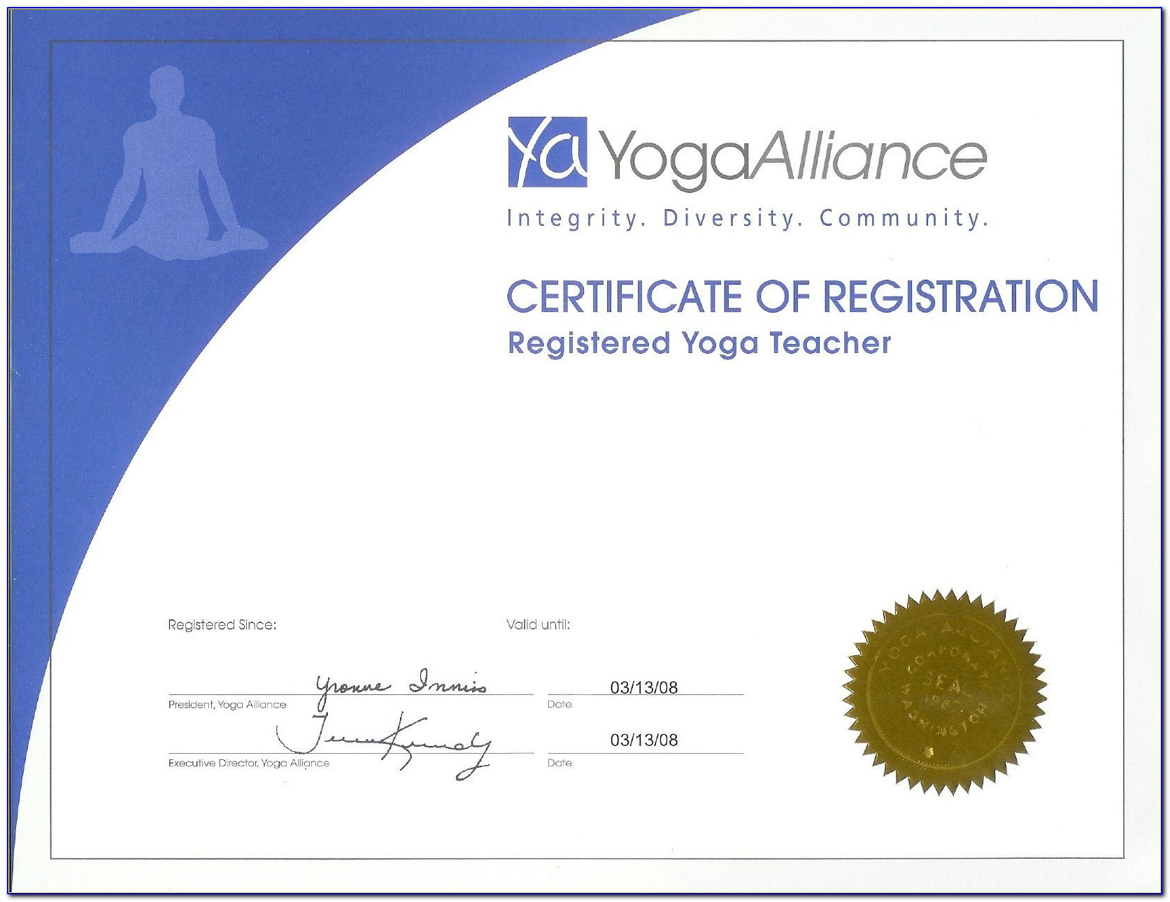 Yoga Instructor Certification Dallas