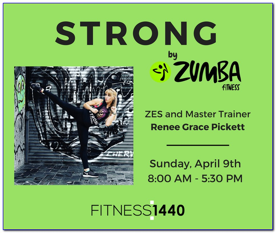 Zumba Instructor Certification Discount Code