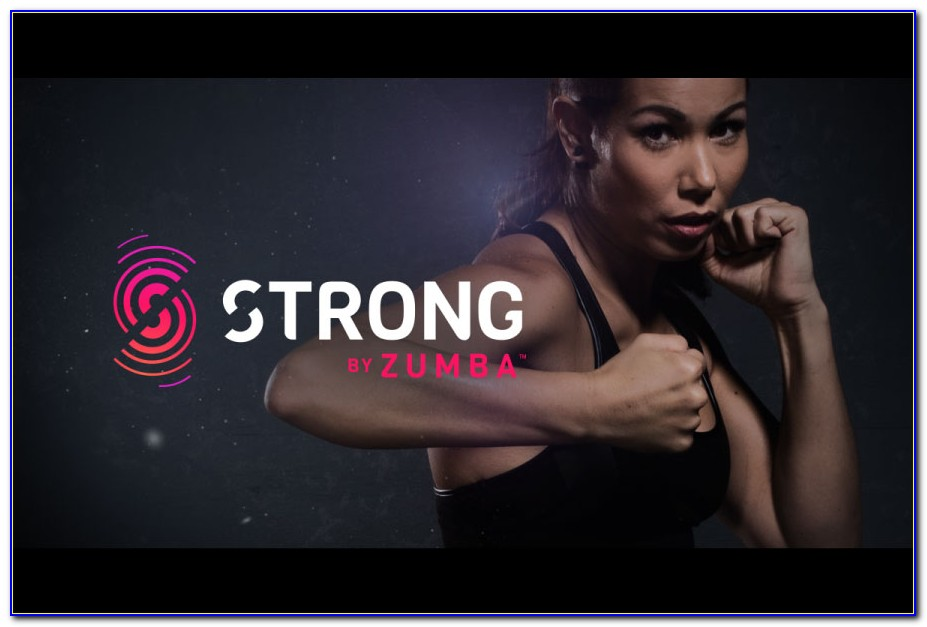Zumba Strong Instructor Certification