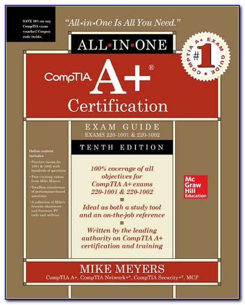 Comptia Security Certification Practice Exams
