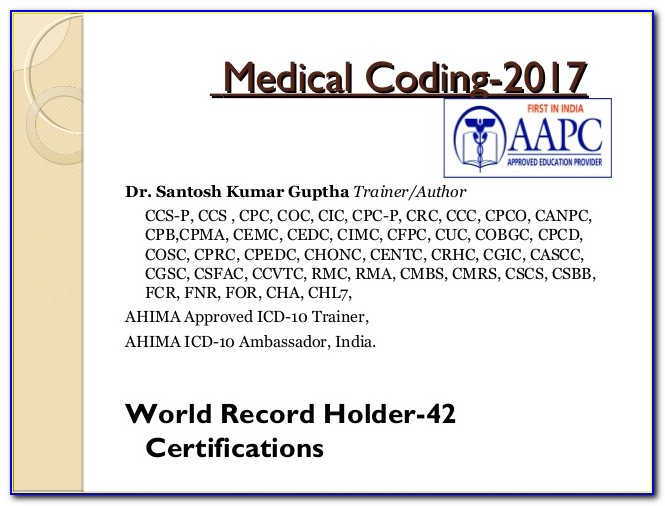 Cpc Certification Course In Pune