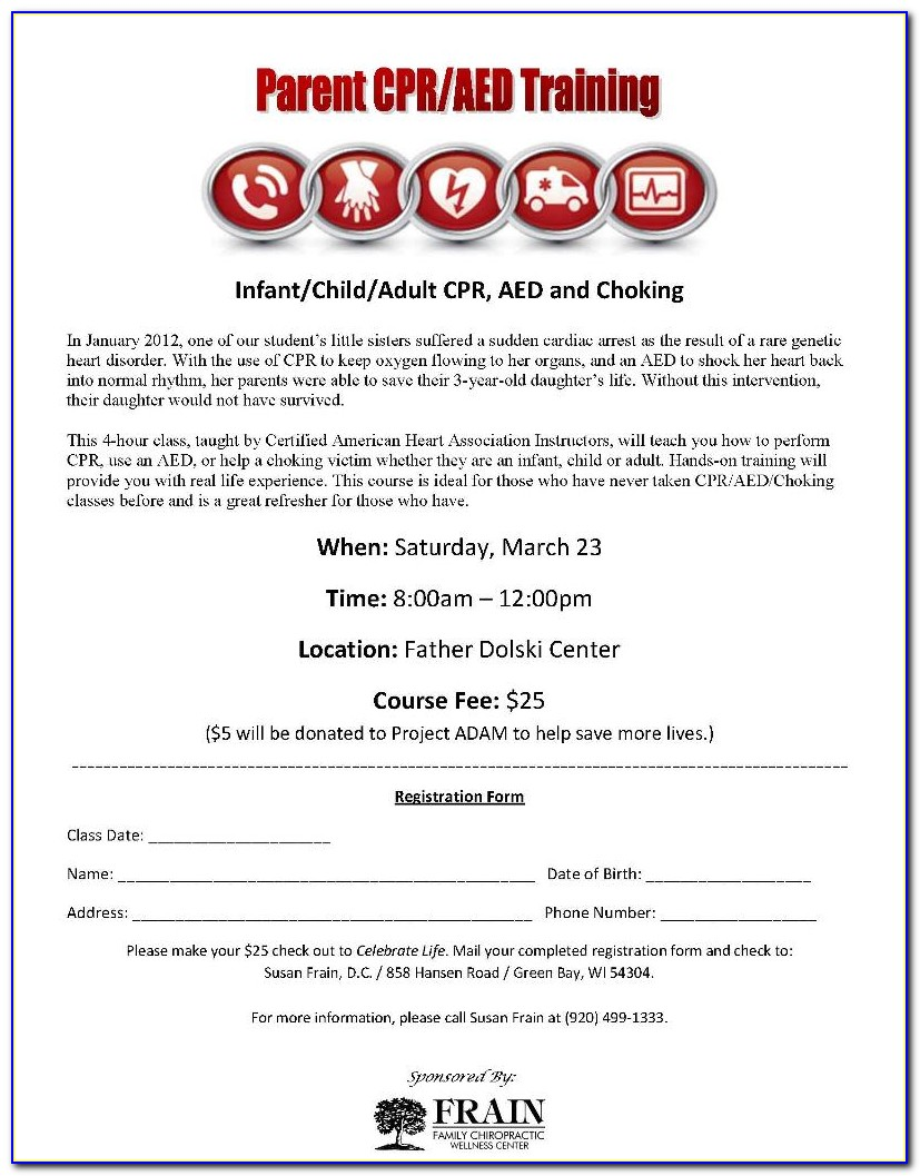 Cpr Certification Green Bay Wi