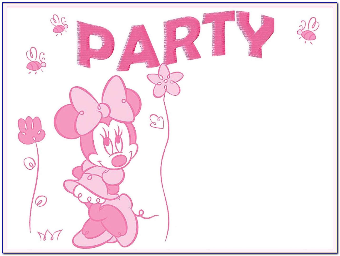 Create Your Own Gender Reveal Invitations Free