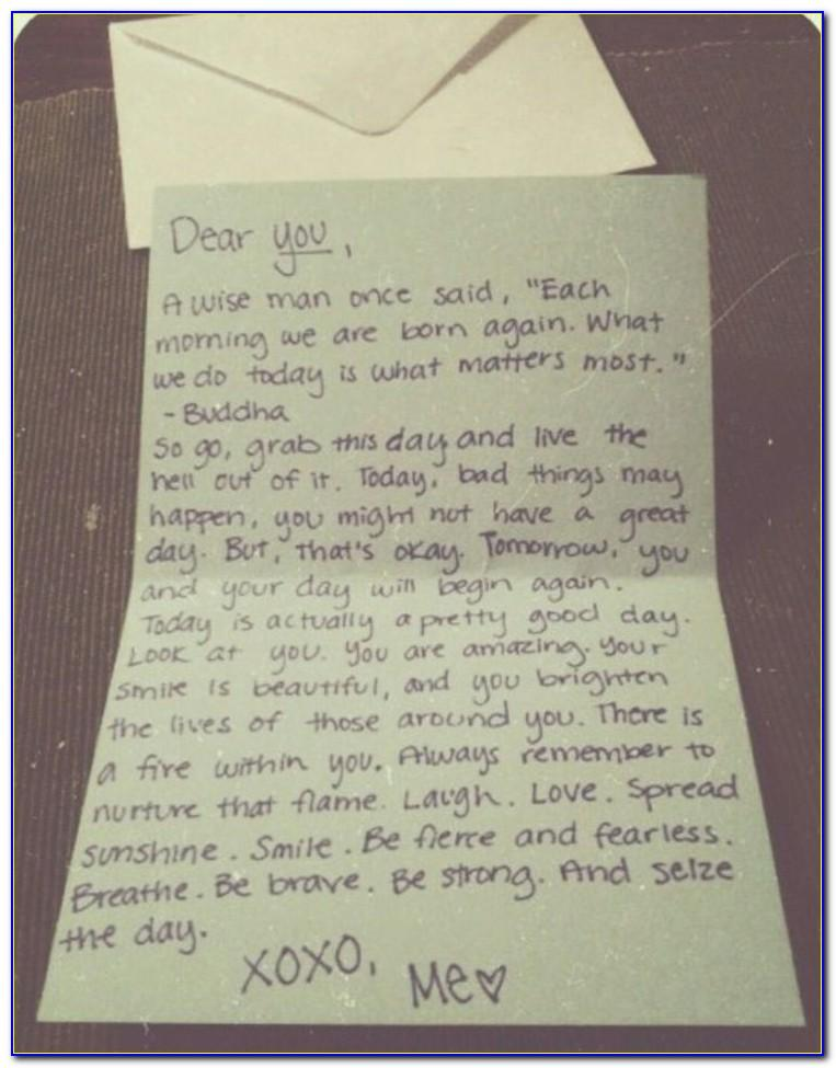 Cute Short Love Letters For Her