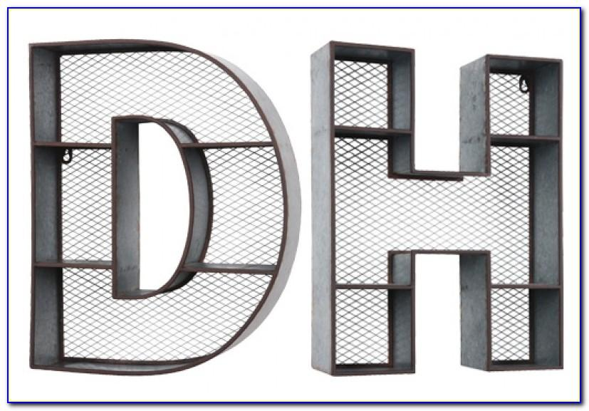 Decorative Metal Letters For Outside