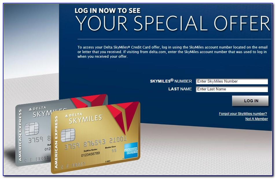 Delta Business Card Amex