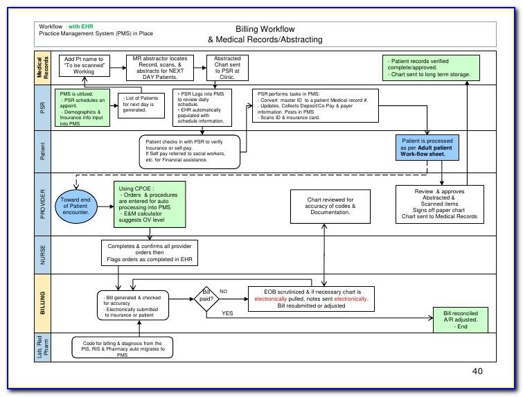 Ehr Implementation Project Plan Template