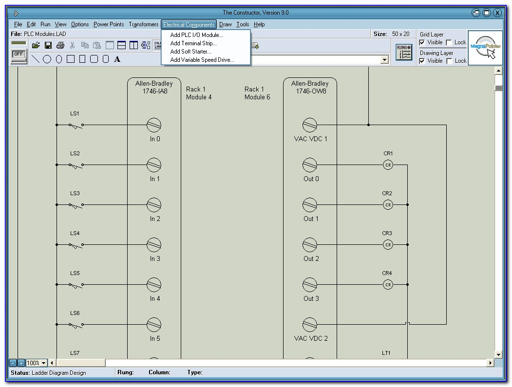 Electrical Ladder Diagram Software Free